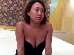 ハーフ美人がハメ撮り初体験!