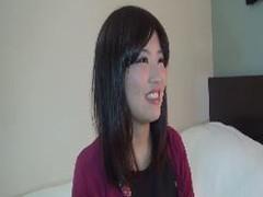 【個人撮影】敏感キツマン美少女に大量中出しSEX