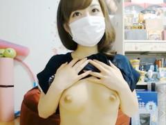 危険すぎたオナニー配信で逮捕された長崎の巨乳美女のお宝動画 Vol.3