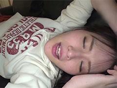 綾●は●かにそっくりな美少女は挿入だけでイッちゃうケモノのような絶頂ぶり!