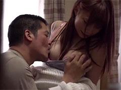 長谷川るいちゃんの鉄板シチューエーションとコスチュームがエロい生セックス