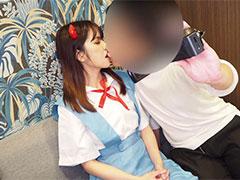歯科衛生士まゆちゃんを歌舞伎町でナンパ&コスプレ無許可中出しSEX