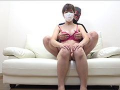 高学歴地味娘JDのエロ開放ムラムラ初ハメ撮りSEX