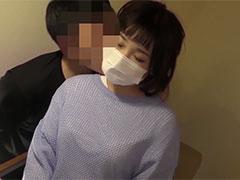 彼氏の命令に従って初心な巨乳彼女が美体を晒してSEX